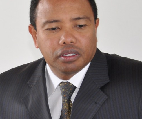 Fetison Rakoto Andrianirina : « Le Président n'est pas l'obligé d'un parti ou d'une coalition de partis »