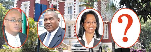 Premier Ministre à présenter : Trois noms par le Mapar, un nom par le PMP