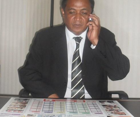 Hajarivola Rakotondrahanta : « Jules Etienne est un trait d'union entre la PMP et le Mapar »