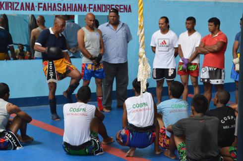 Boxe – Muay-thai : La fédération constituée !