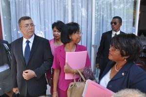 Les efforts des membres du gouvernement Beriziky ont été salués hier par le président Hery Rajaonarimampianina.