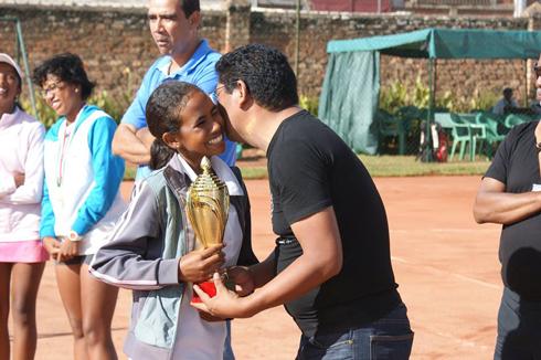 Tennis / Masters FEDSAT : Sariaka et Toavina en toute logique