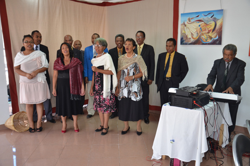 Kalon'ny fahiny : Solika célèbre ses vingt cinq ans de scène
