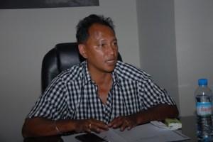 Tovo Ratovoarisoa DGA de la CSPI Madagascar.