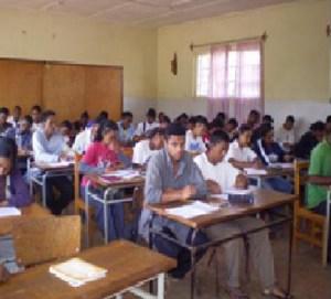 Les étudiants d'Avischool en pleine formation.