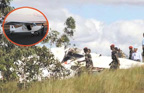 Arivonimamo : Crash durant un exercice militaire, deux pilotes décèdent