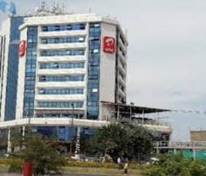 Le siège d'Airtel Afrique.