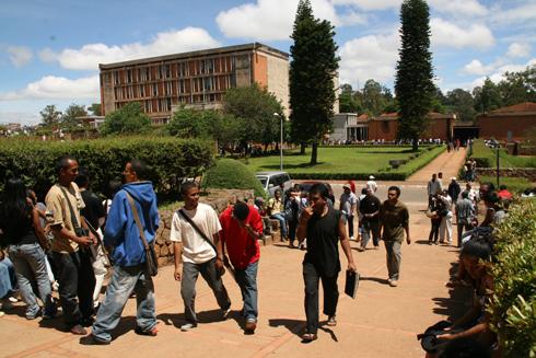 Université Ankatso : La date limite des inscriptions repportée