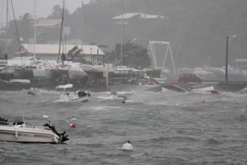 Mahajanga – Cyclone Hellen : 2 morts, 1 004 sinistrés, et de gros dégâts
