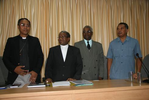 Réconciliation du FFM : Boycott du FFKM et du Pr Zafy