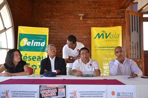 Karaté Stage – JKA Madagascar : Daniel Lautier et  Patrice Moko attendus