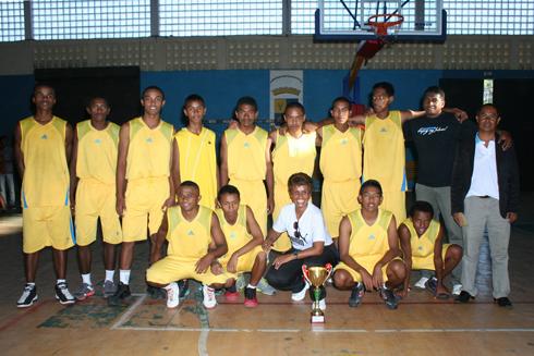 Tournoi basket 90e LJF : Julf ramène le titre à Faravohitra