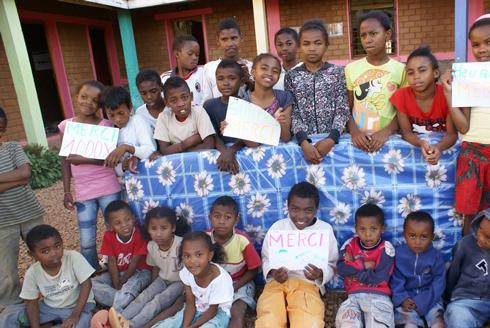 Responsabilité sociétale : VITAFOAM Madagascar s'investit dans les œuvres caritatives
