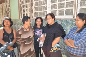 Les familles des victimes espèrent que leurs proches vont sortir avant la tenue de la réconciliation nationale. (Photo Nary Ravonjy)
