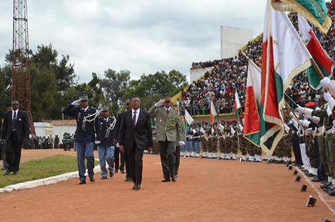 Mahamasina : Crainte de sniper hier ?