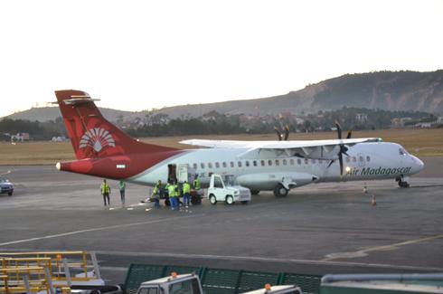 Alerte à la bombe à Ivato : Un passager s'accuse d'avoir placé un explosif dans l'avion