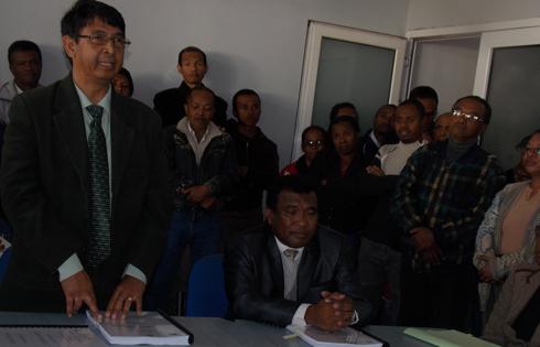 Ministère de l'Environnement : Triple passation de service hier à Nanisana