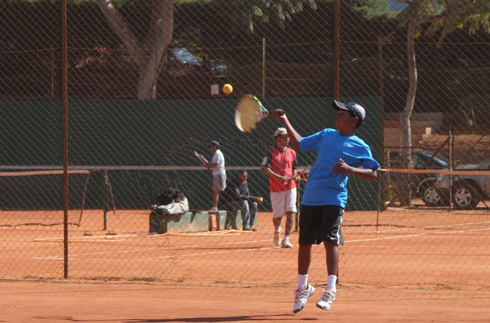 Tennis- Pont des Générations : Miary Zo dans le grand tableau !