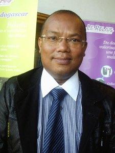 Raharison Miranarivo, le DG du développement du secteur privé.