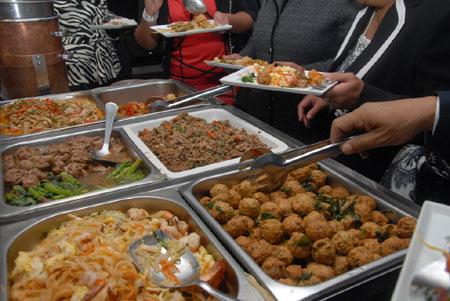 Festival culinaire thaïlandais: Toute la saveur d'une cuisine raffinée présentée au Carlton