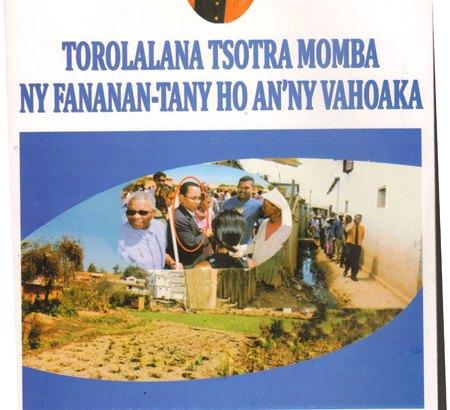 Régime foncier: Deuxième réédition du guide de la propriété foncière de Naivo Raholdina