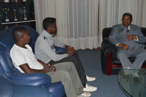 FRAM : Rencontre avec le président de l'AN