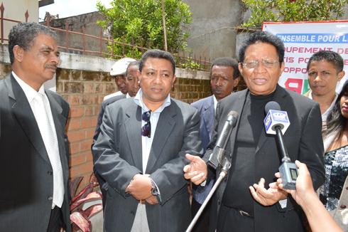 Opposition : Séminaire national les 2 et 3 octobre prochain