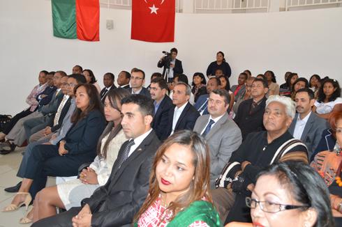 Turquie – Madagascar : Des liens très solides en train de se développer