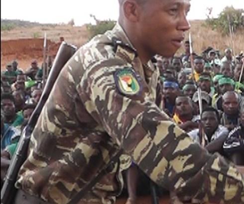 Double portrait : Capitaine Faneva et Capitaine Harena les forces de frappe de la gendarmerie