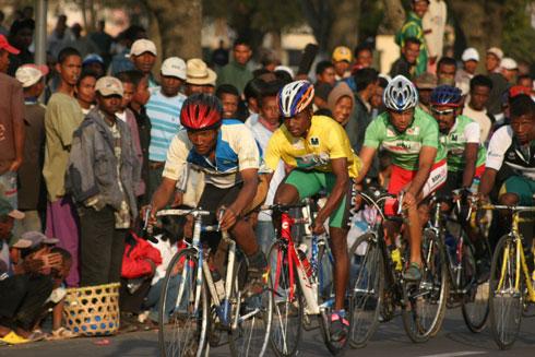 Tour de Madagascar cycliste : Une édition 2014 plus relevée !