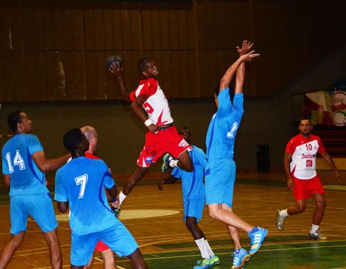 Handball – Coupe des clubs champions de l'Océan Indien : Les Réunionnais d'un ton au-dessus !