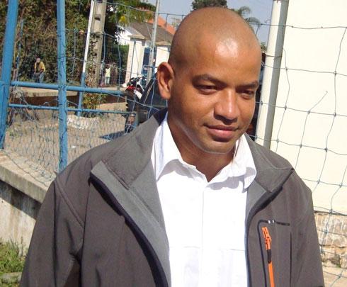 Jean Marc Koumba : Très affaibli en prison