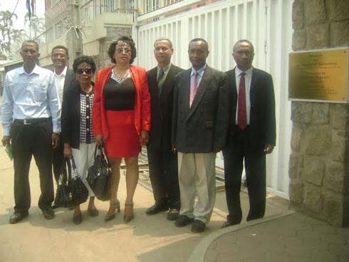 Mouvance Ravalomanana : 5 anciens parlementaires reçus par l'ambassadeur d'Allemagne