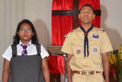 Scouts FJKM : Les nouveaux dirigeants de la région Analamanga Sud intronisés