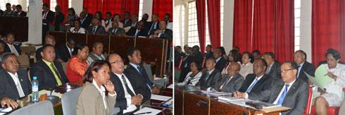 Face-à-face à l'Assemblée nationale : Le gouvernement malmené