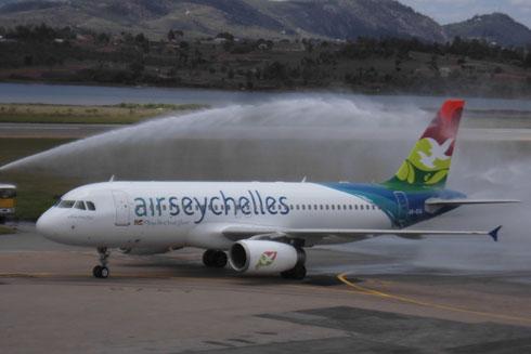 Transports aériens : Deux vols directs hebdomadaires entre Madagascar et Seychelles