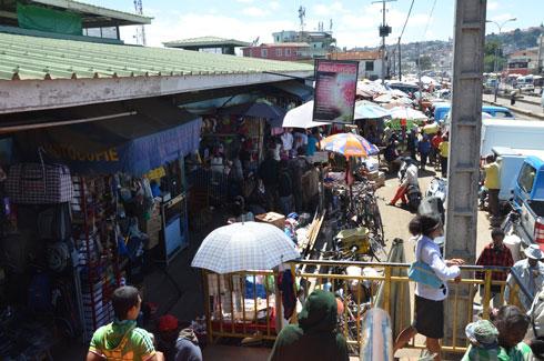Lutte contre l'insécurité : Un poste avancé de la police pour le marché d'Anosibe