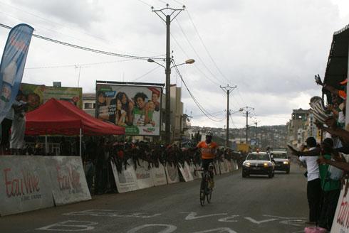 Tour de Mada : L'Ivoirien Ouattara s'invite à la fête !