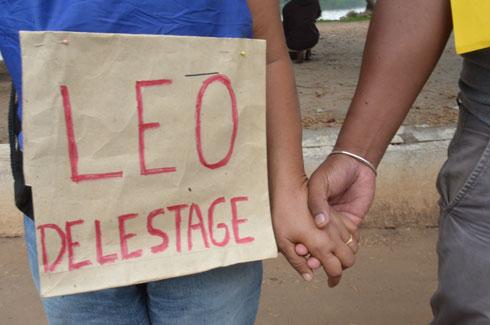 Wake Up Madagascar : Manifs contre le délestage, samedi dernier