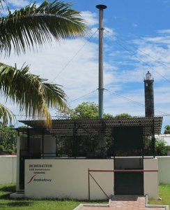 La nouvelle unité d'incinération a été inaugurée, hier, à Analakininina Toamasina.