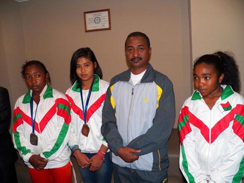 Bonne récolte aux Jeux d'Afrique de la Jeunesse et aux Jeux de la CJSOI