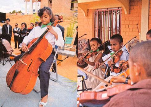 Musique classique : Le « Noël des enfants » de l'orchestre de l'orphelinat Saint-Paul