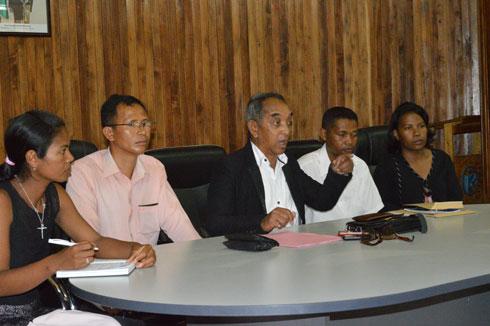 Education : Le Sempama devenu une Confédération syndicale