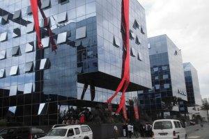 Le siège social d'Airtel se trouve dorénavant dans la Zone Galaxy Andraharo, Kube B.