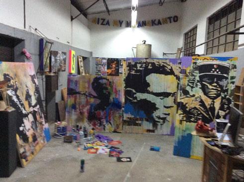 EXPO : « Juxtaposition » ou la prise de conscience de l'histoire à travers l'art !