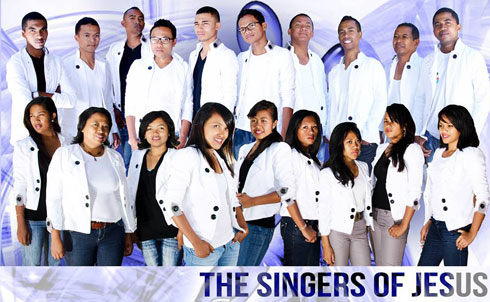 The Singers of Jesus : Ouverture du 15e anniversaire avec un « Songs and gift » !