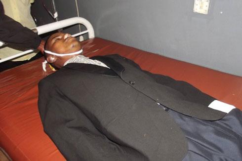 Ambatondrazaka : Polisy iray maty nisy nidaroka