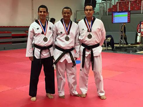 Taekwondo – Open de Lille : Nicolas Randriamiandrisoa classé 6e