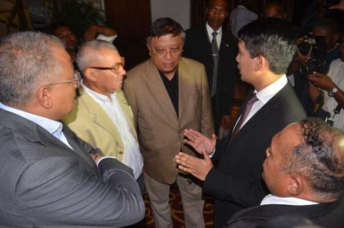 Nomination du Premier ministre : Contestée fermement par l'Alliance d'Ambodivona