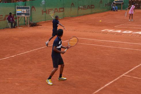 Tennis  indoor : 38 équipes en lice ce week-end aux Hérons